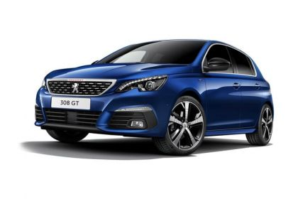 Peugeot 308 Hatchback Hatch 5Dr 1.2 PureTech 130PS Allure 5Dr Manual [Start Stop]