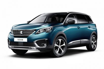 Peugeot 5008 SUV SUV 1.2 PureTech 130PS GT 5Dr Manual [Start Stop]