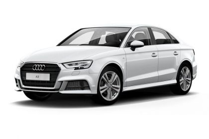 Audi A3 Saloon 30 Saloon 4Dr 1.0 TFSI 110PS S line 4Dr S Tronic [Start Stop]