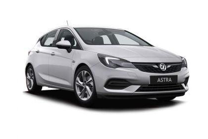 Vauxhall Astra Hatchback Hatch 5Dr 1.2 Turbo 130PS SE 5Dr Manual [Start Stop]