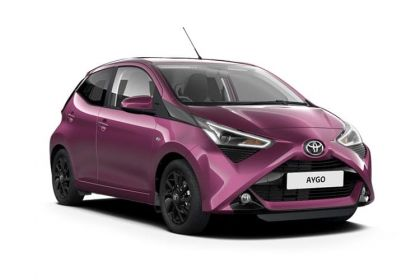 Lease Toyota Aygo car leasing
