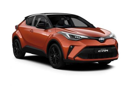 Toyota C-HR SUV 5Dr 2.0 VVT-h 184PS Orange Edition 5Dr CVT [Start Stop]