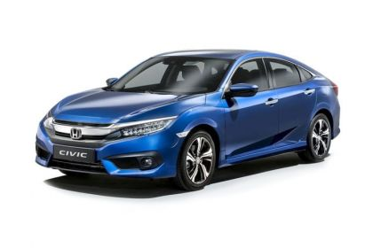 Honda Civic Saloon Saloon 1.0 VTEC Turbo 126PS EX 4Dr CVT [Start Stop]