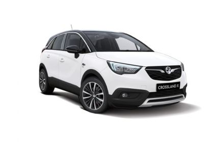 Vauxhall Crossland X SUV SUV 1.5 Turbo D 120PS Griffin 5Dr Auto [Start Stop]