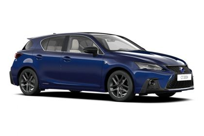 Lexus CT Hatchback 200h Hatch 5Dr 1.8 h 136PS F-Sport 5Dr E-CVT [Start Stop]
