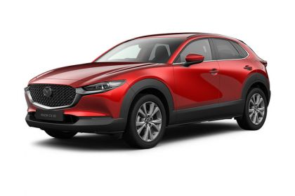 Mazda CX-30 SUV SUV 2.0 e-SKYACTIV G MHEV 122PS GT Sport 5Dr Manual [Start Stop]