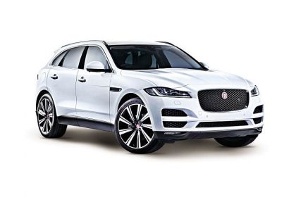 Jaguar F-PACE SUV SUV AWD 2.0 d MHEV 163PS  5Dr Auto [Start Stop]