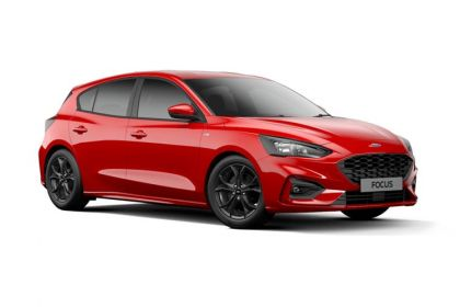 Ford Focus Hatchback Hatch 5Dr 1.0 T EcoBoost 125PS Zetec Edition 5Dr Manual [Start Stop]