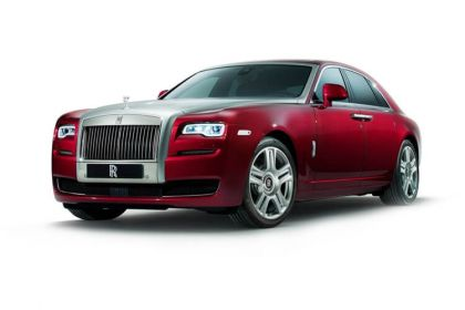 Rolls Royce Ghost Saloon Saloon 6.6 V12 563PS  4Dr Auto