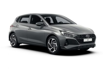 Hyundai i20 Hatchback Hatch 5Dr 1.0 T-GDi MHEV 100PS Ultimate 5Dr DCT [Start Stop]