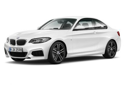 BMW 2 Series Coupe M2 Coupe 3.0 BiTurbo 410PS Competition 2Dr DCT [Start Stop]