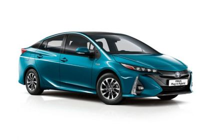 Toyota Prius Hatchback PiH Hatch 5Dr 1.8 VVT PiH 8.8 kWh 122PS Business Edition Plus 5Dr CVT [Start Stop]