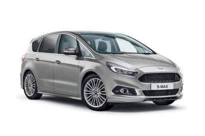 Ford S-MAX MPV MPV 2.5 h Duratec 190PS Vignale 5Dr CVT [Start Stop]
