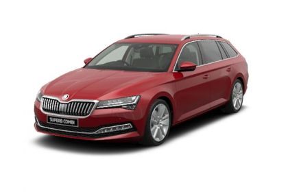 Skoda Superb Estate Estate 4x4 2.0 TDi 190PS Laurin & Klement 5Dr DSG [Start Stop]