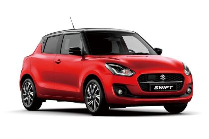 Suzuki Swift Hatchback Hatch 5Dr 1.2 Dualjet MHEV 83PS SZ-L 5Dr Manual [Start Stop]