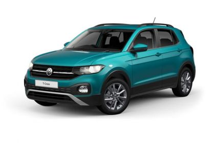 Volkswagen T-Cross SUV SUV 1.0 TSI 95PS SE 5Dr Manual [Start Stop]