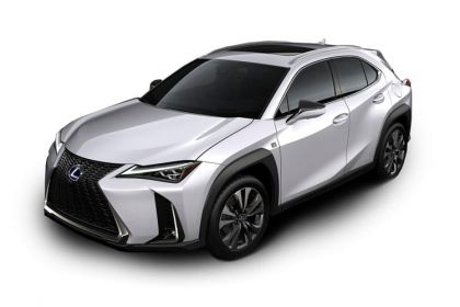 Lexus UX SUV 250h SUV 2.0 h 184PS UX 5Dr E-CVT [Start Stop] [Prem Plus Driver Assist]