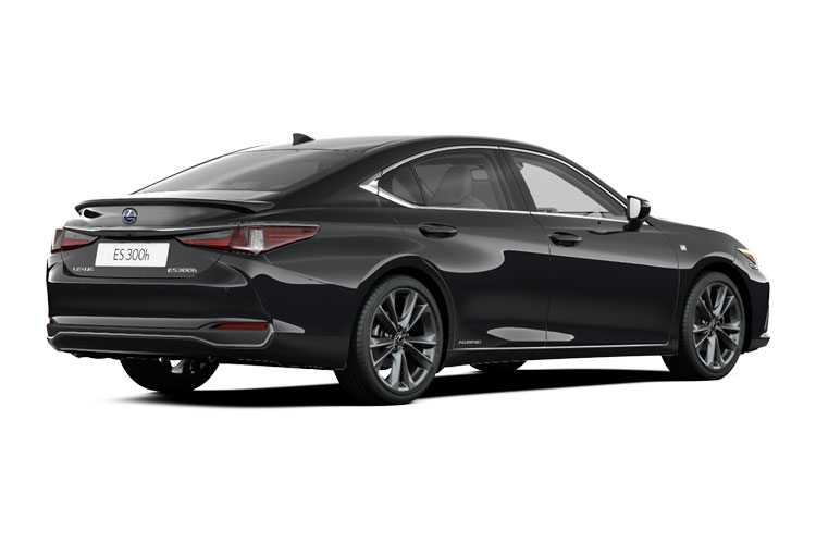 Lexus ES 300h Saloon 2.5 h 218PS ES 4Dr E-CVT [Start Stop] [without Nav] back view