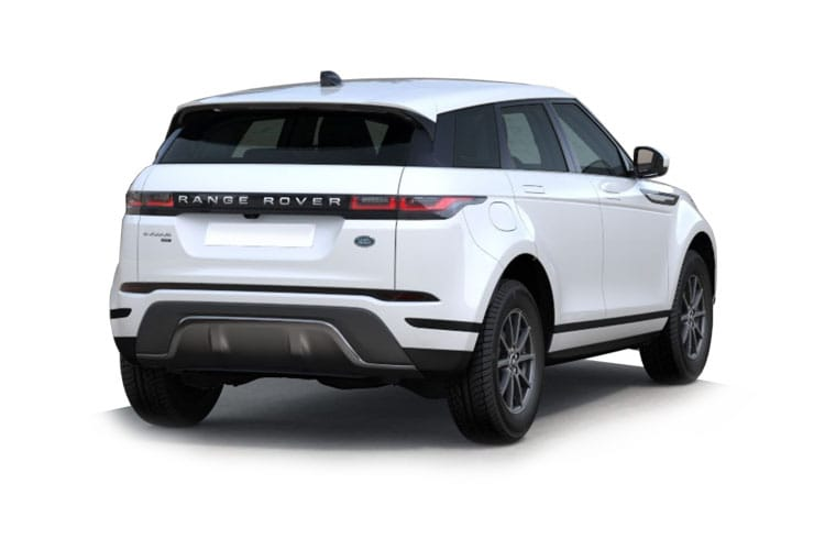 Land Rover Range Rover Evoque SUV 5Dr 2.0 D MHEV 204PS R-Dynamic 5Dr Auto [Start Stop] back view