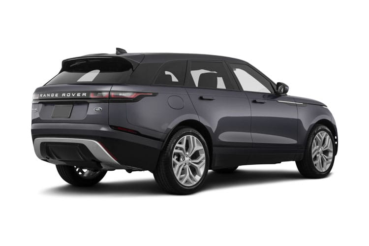 Land Rover Range Rover Velar SUV 5Dr 3.0 D MHEV 300PS R-Dynamic S 5Dr Auto [Start Stop] back view