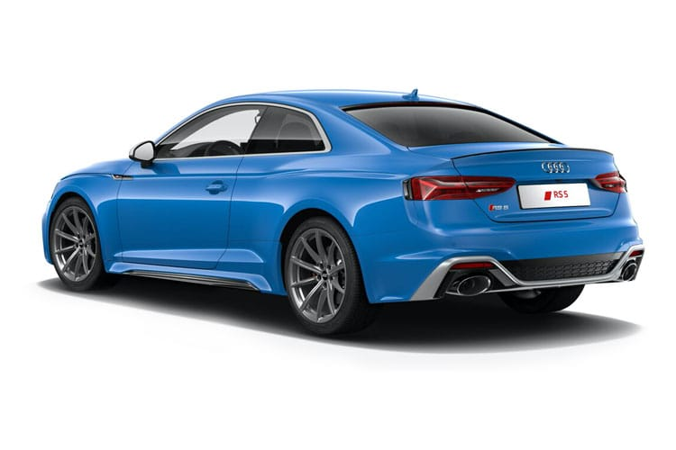 Audi A5 35 Coupe 2Dr 2.0 TFSI 150PS S line 2Dr S Tronic [Start Stop] back view
