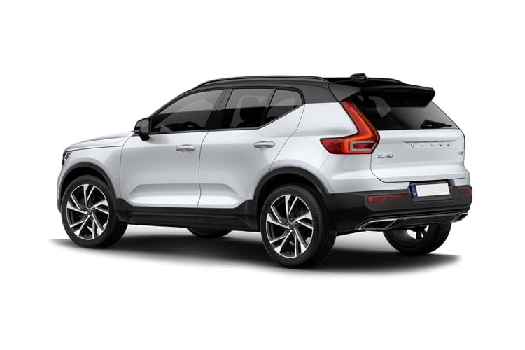Volvo XC40 SUV PiH 1.5 h T5 10.7kWh 262PS R DESIGN 5Dr Auto [Start Stop] back view