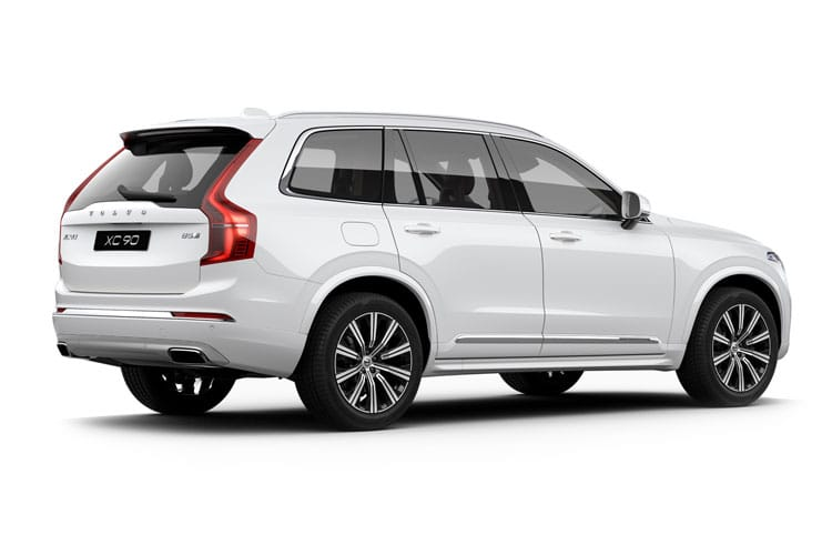 Volvo XC90 SUV 2.0 B5 MHEV 250PS Inscription 5Dr Auto [Start Stop] back view