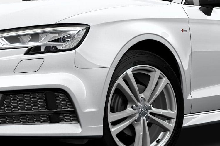 Audi A3 30 Saloon 4Dr 2.0 TDI 116PS S line 4Dr Manual [Start Stop] [Comfort Sound] detail view