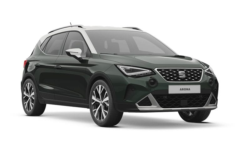 SEAT Arona SUV 1.0 TSI 115PS SE Technology 5Dr DSG [Start Stop] front view