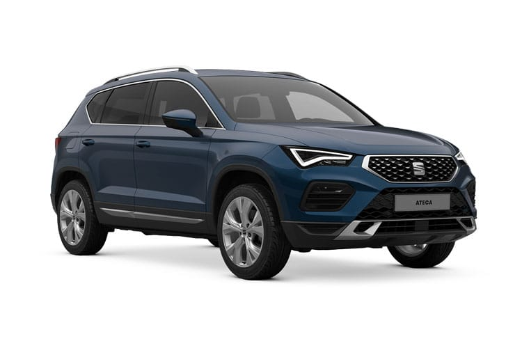 SEAT Ateca SUV 2.0 TDI 150PS SE Technology 5Dr Manual [Start Stop] front view