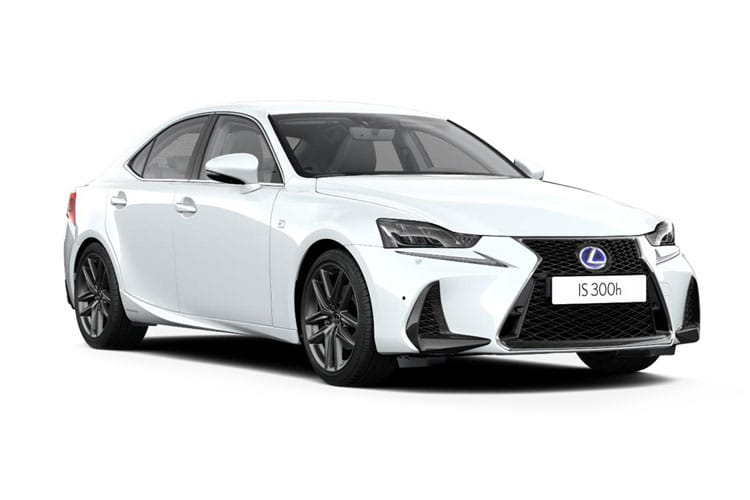 Lexus IS 300 Saloon 2.5 h 223PS IS 4Dr E-CVT [Start Stop] [Sport SRoof] front view