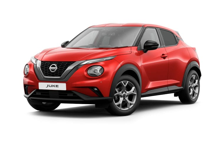 Nissan Juke SUV 1.0 DIG-T 114PS N-Connecta 5Dr Manual [Start Stop] front view