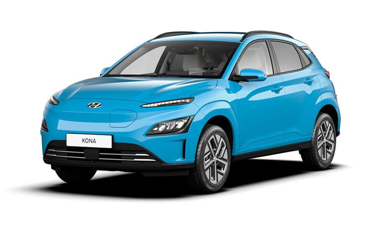 Hyundai KONA SUV 1.0 T-GDi MHEV 120PS Premium 5Dr Manual [Start Stop] front view
