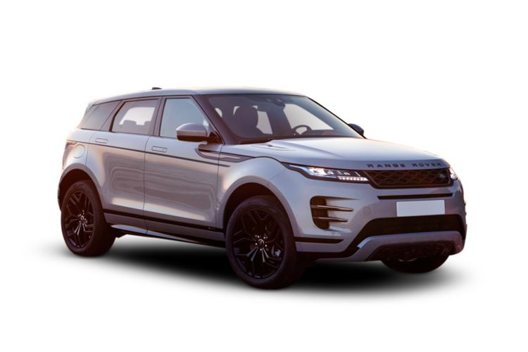 Land Rover Range Rover Evoque SUV 5Dr 2.0 D MHEV 204PS R-Dynamic 5Dr Auto [Start Stop] front view