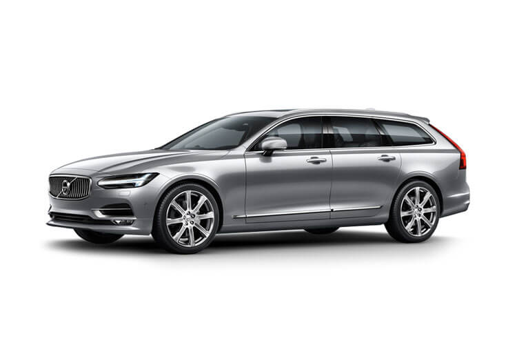Volvo V90 Estate 2.0 B4 MHEV 197PS Inscription 5Dr Auto [Start Stop] front view