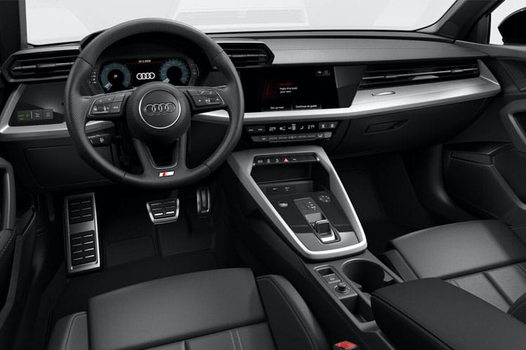 Audi A3 35 Sportback 5Dr 1.5 TFSI 150PS Edition 1 5Dr Manual [Start Stop] [Comfort Sound] inside view