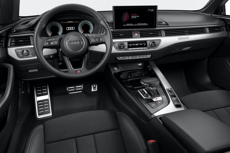 Audi A5 45 Cabriolet quattro 2Dr 2.0 TFSI 245PS S line 2Dr S Tronic [Start Stop] [Technology] inside view