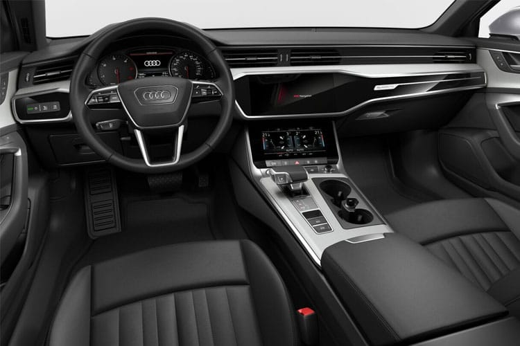 Audi A6 40 Avant 2.0 TDI 204PS S line 5Dr S Tronic [Start Stop] [Technology] inside view