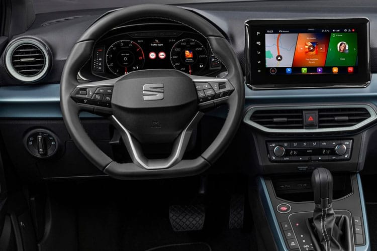 SEAT Arona SUV 1.5 TSI EVO 150PS FR 5Dr DSG [Start Stop] inside view