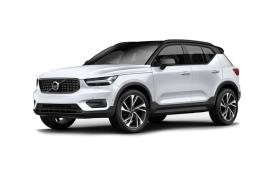 Volvo XC40 SUV car leasing